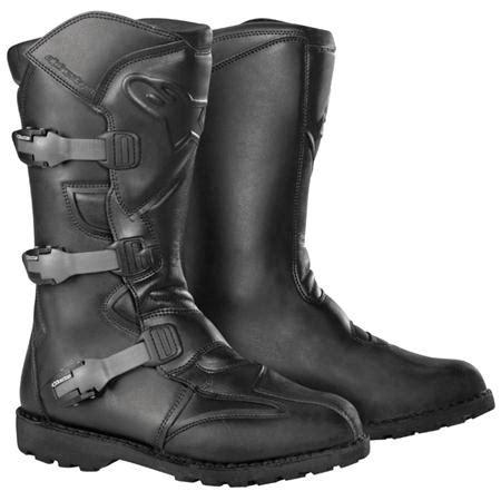 buy motorcycle waterproof boots alpinestars scout waterproof motorcycle boots at