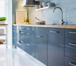 ikea küche weiß küche quot abstrakt quot ikea mit neuer front schöner wohnen