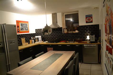 cuisine industrielle belgique decoration cuisine style industriel