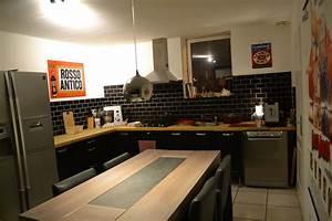 cuisine industriel loft images With cuisine style loft industriel