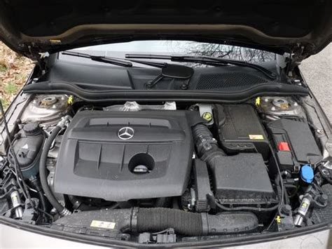 mercedes moteur renault essai gamme la mercedes classe a une nouvelle donne pour les premiums automania