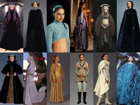 [INSPO] A Definitive Ranking of all of Padmé Amidala?s Outfits