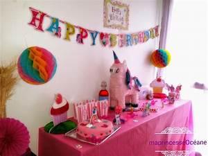 Theme Anniversaire Fille : kit anniversaire fille guide d 39 achat des meilleurs kits ~ Melissatoandfro.com Idées de Décoration