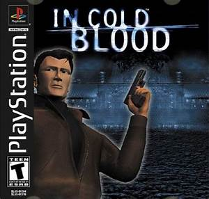 In Cold Blood Sony Playstation