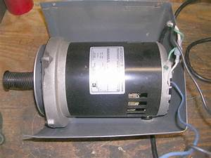 Electric Motor Centrifugal Switch Repair