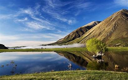 Zealand Lake Wallpapers Coleridge 1440 2560 1600