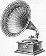 gramofone - Wikcionário