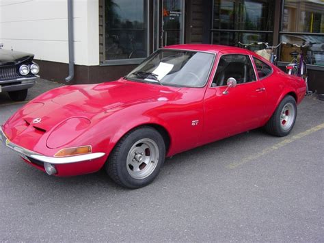 Opel Gt Parts by Opel Gt History Photos On Better Parts Ltd