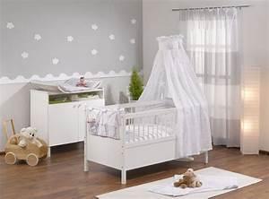 Babyzimmer Wandgestaltung Ideen : wandgestaltung streifen lila grau babyzimmer einrichten kreative ideen f r kleine r ume ~ Sanjose-hotels-ca.com Haus und Dekorationen
