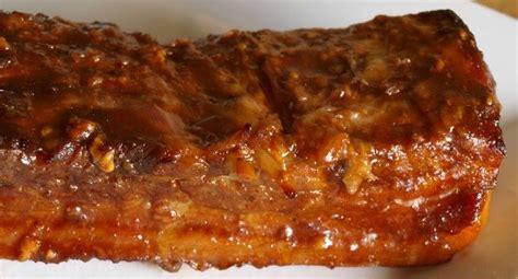 cuisiner poitrine de porc la rien de moins que sublime poitrine de porc confite aux