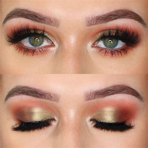 Pin auf Augen Makeup