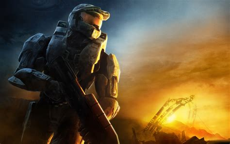 Halo Full Hd Wallpaper And Background Image