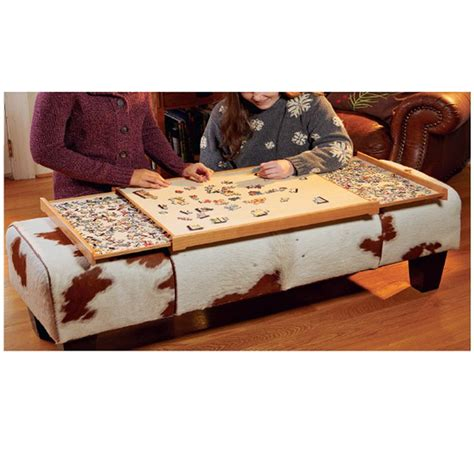 build   jigsaw puzzle tray    plan
