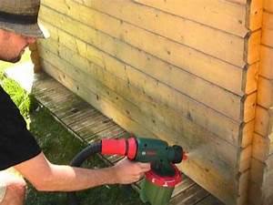 Bosch Pfs 5000e : petit aper u de l 39 utilisation du pistolet peinture bosch ~ Melissatoandfro.com Idées de Décoration