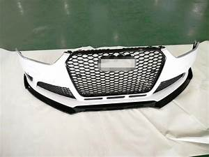 China B8 5rs4 Body Kits With Front Lip For Audi A4