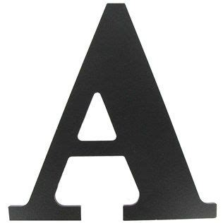 """Farmhouse style wooden wall quote signs, handmade. MPI Wood 12"""" Black MDF Letter - A   Shop Hobby Lobby   Wood letters, Mdf letters, Black wood"""