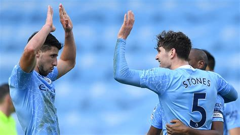 Defensive rocks Dias and Stones dig Man City out of hole ...