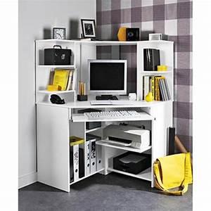 Bureau D Angle Enfant Bureau Fille Blanc Lepolyglotte