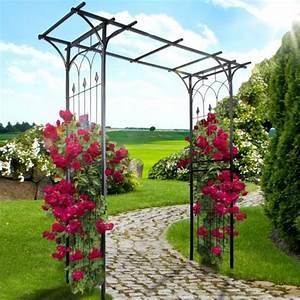 Arceau De Jardin : arche jardin moderne cielterre commerce ~ Premium-room.com Idées de Décoration