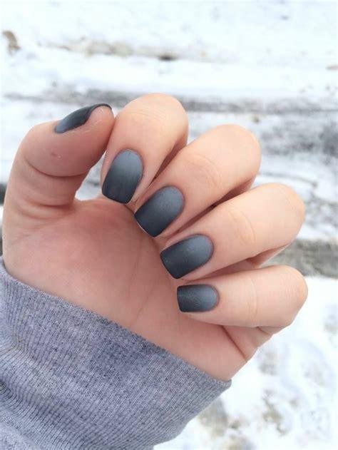idees pour le nail art mat qui vont vous donner