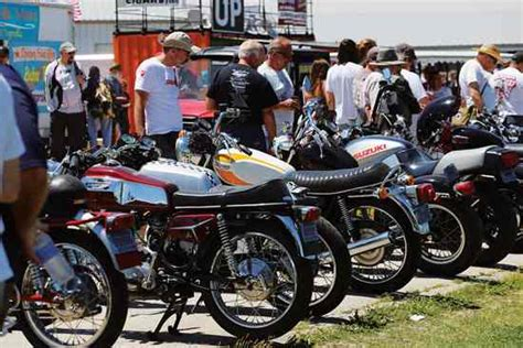 Motorcycle Classics 2018 Vintage Bike Shows
