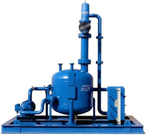 Process Vacuum Gas Compression Systems