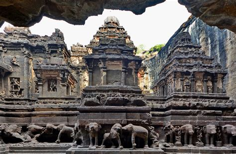ellora caves india revelations   ancient world