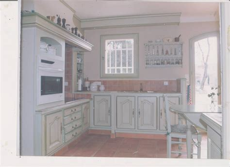 facade porte cuisine sur mesure beautiful cuisine cuisines rustiques sur mesure manosque