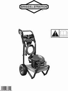 Briggs  U0026 Stratton Pressure Washer 2550 Psi User Guide