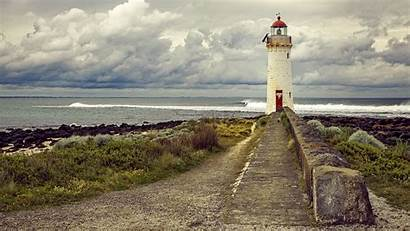 4k 5k Travel Lighthouse Wallpapers Resolutions Ultra