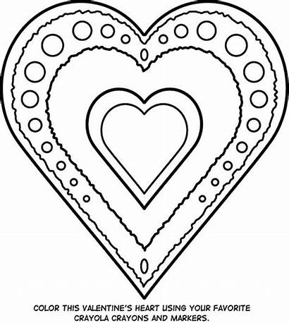 Coloring Jewelry Valentines