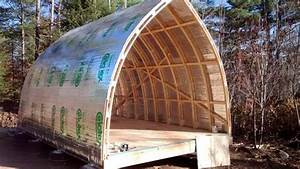 exterior cute picture of decorative quonset hut home With corrugated steel shed kits