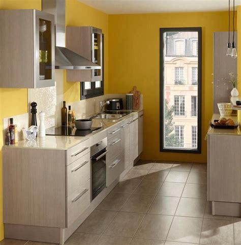 comment organiser une cuisine dans une pièce en longueur