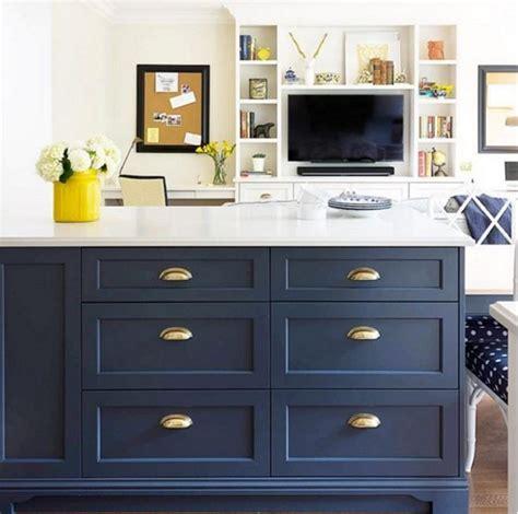 images  dark blue kitchen  pinterest navy