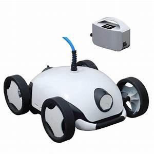 Robot Piscine Electrique : robot de piscine electrique bestway falcon ~ Melissatoandfro.com Idées de Décoration