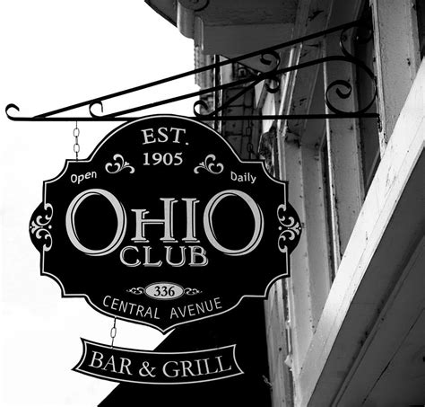 The Ohio Club In Hot Springs Arkansas Photograph By