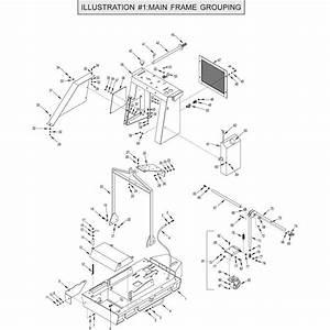 Edco Cpu 12 15 Cpu 12 Concrete Scarifier 75600 Parts