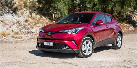 Review Toyota by 2017 Toyota C Hr 2wd Review Photos Caradvice