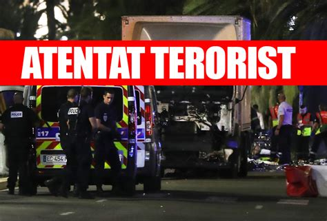 MASSACRE in NICE FRANCE TRUCK ploughs into crowd - National Day - YouTube
