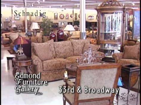 edmond furniture gallery youtube