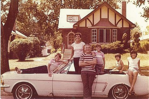 mustang   day gail wises  ford mustang
