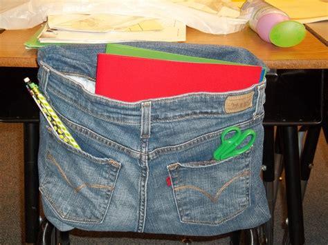 jean chair pockets classroom ideas my