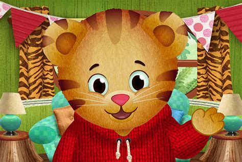 living arts centre daniel tigers neighborhood