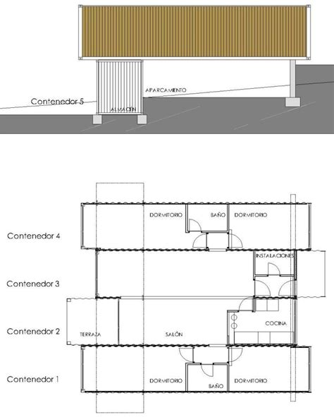 casa modular barata casa contenedores maritimos vivienda low cost modular