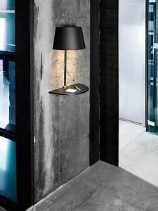 Stehlampe Skandinavisches Design : illusion b ro home office wandleuchte lampen und leuchten und wandlampen ~ Orissabook.com Haus und Dekorationen