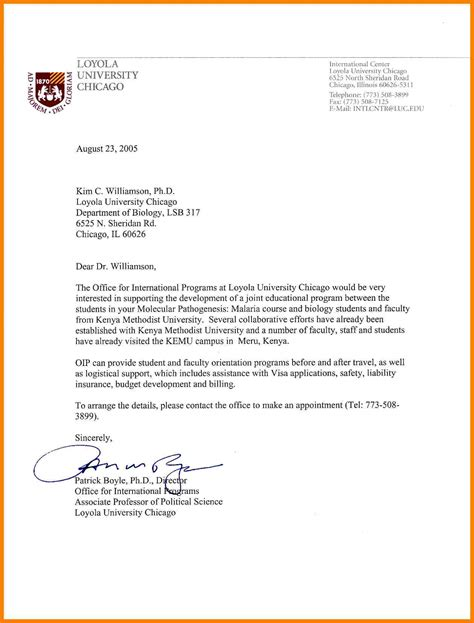 letter  recommendation  university admission