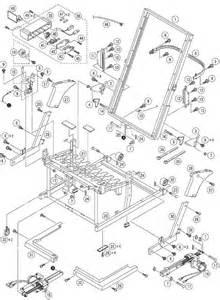 panasonic ep3222 chair service manual repair