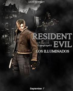 Resident Evil: Los Illuminados Game Movie Poster by ...
