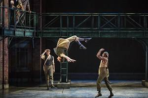 'Newsies' at Village Theatre an energetic crowd pleaser ...