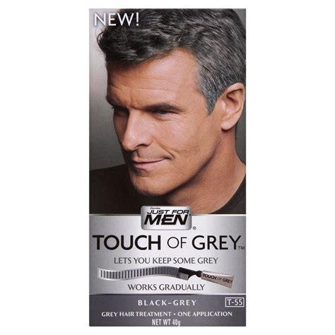 men touch  grey hair colour dye ebay